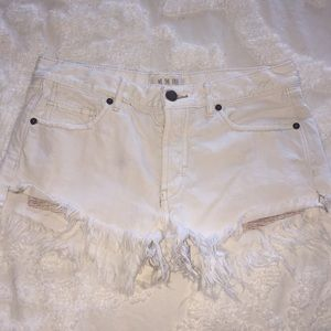 {Free People} Shorts- Size 26